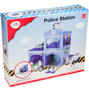 Toyland Wooden Police Station Playset