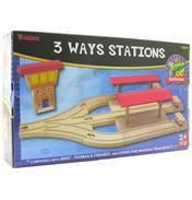 3 Ways Station