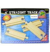 "4"" Straight Track"