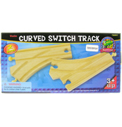 Curved Switch Track