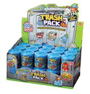 Trash Packs 2 Trashies in a Bin (Series 3 Blue)