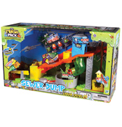 Trash Packs Sewer Dump Playset