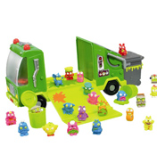 Trashies Trash Packs Garbage Truck Playset