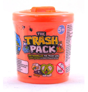 Trashies Track Pack Single Bin (Series 2 Orange)
