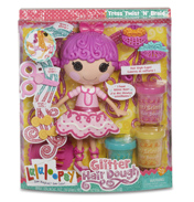 Lalaloopsy Tress Twist 'N' Braid Glitter…
