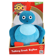 Talking Great Bighoo Plush