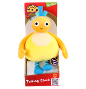 Twirlywoos Talking Plush CHICK
