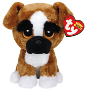 Beanie Boos Brutus the Dog