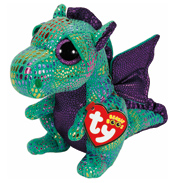 Beanie Boos Cinder The Dragon Plush