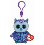 Ty Keyring Beanie Boos Oscar the Owl