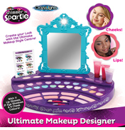Shimmer 'N Sparkle Ultimate Make Up Studio