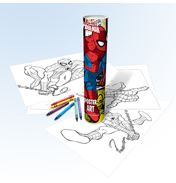 Marvel Ultimate Spiderman A3 Poster Art Tube
