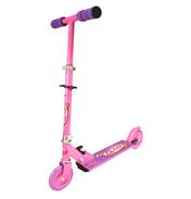 Ozbozz Va Va Voom Pink & Purple Scooter