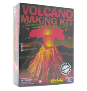 Great Gizmos Kidz Labs Volcano Making Kit