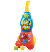 Counting Colours Vacuum Cleaner