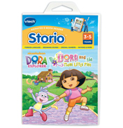 Storio Dora the Explorer Software