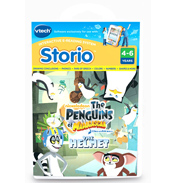 Penguins of Madagascar Storybook