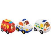 Toot-Toot Driver Emergency Vehicles
