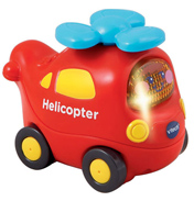 Vtech Toot-Toot Driver Helicopter