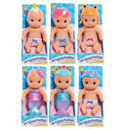 Wee Waterbabies Single Doll WEE FROGGIE