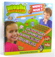 Moshi Monsters- Where's Moshi Game