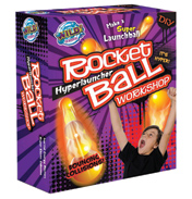 Hyperlauncher Rocket Ball Workshop