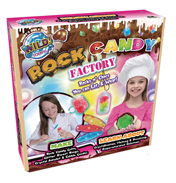 Wild Science Rock Candy Factory