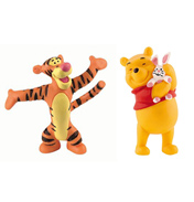 Bullyland Winnie the Pooh and Friends Figures-…