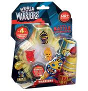 Warrior 4 Pack