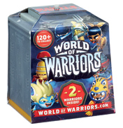 World of Warriors 2 Warrior Pack (Blind Box)