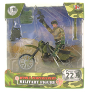 World Peacekeepers Figure & Accessories