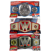 WWE Championship Belt WORLD HEAVYWEIGHT…