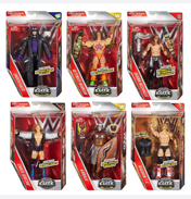WWE Elite Collection Lost Legends Figures