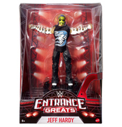 Entrance Greats Jeff Hardy Action Figure