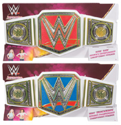 Superstars Women's Championship Belt