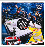 Tough Talkers Interactive Ring Set