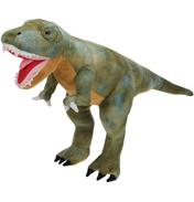 XJ Dinosaur Plush Tyrannosaurus Rex in Green &…