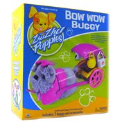 Zhu Zhu Puppies Bow Wow Buggy Push Along
