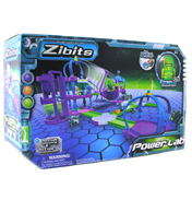 Zibits Power Lab Playset with Zibit