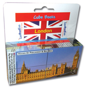 ZooBooKoo London Cube Book