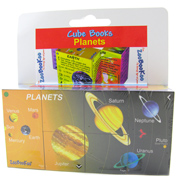 ZooBooKoo Planets Cube Book