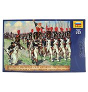 French Imperial Old Guards. Grenadiers (Scale 1:72)