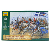 French Knights (Scale 1:72)